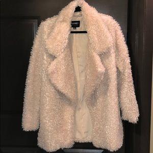 0f41caf3789e Audrey 3+1 Jackets & Coats | Faux Fur Furry Teddy Bear Jacket Coat ...